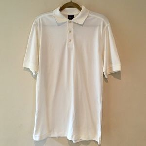 NORDSTROM COTTON POLO SHORT SLEEVE SHIRT